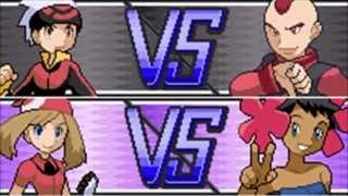 Download Pokemon Black 2 White 2 - Battle! Hoenn Elite 4 Video