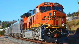 Download California Trains! 1 Hour, 150+ Trains! Video