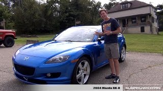 Download Review: 2004 Mazda RX-8 Video