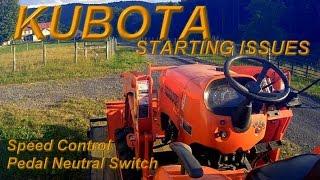 Download Kubota Tractor won't start Video