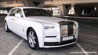 Download Rolls-Royce Phantom VIII Extended Wheelbase 2018 | Real-life review Video