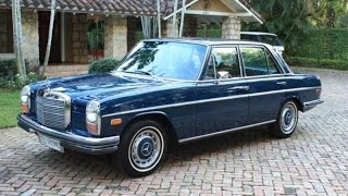 Download Vintage 1971 Mercedes Benz 250 SHOW CAR Video