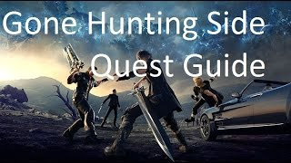 Download Final Fantasy 15 Gone Hunting Side Quest Walkthrough Video