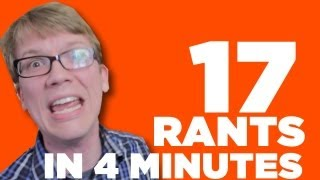 Download 17 Rants in 4 Minutes Video
