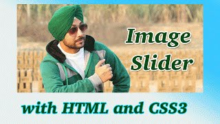 Download How to create Image Slider with HTML and CSS3 (Full Explanation) Video