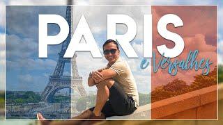 Download PARIS e VERSALHES na França Video