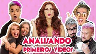 Download PRIMEIROS VÍDEOS DE WHINDERSSON, BOCA ROSA, FELIPE NETO E DEPOIS DAS ONZE | Maicon Santini Video