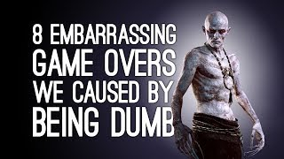 Download 8 Embarrassing Game Overs We Caused By Being Dumb Video