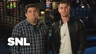 Download SNL Promo: Andrew Garfield Video
