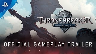 Download Thronebreaker: The Witcher Tales - Gameplay Trailer   PS4 Video