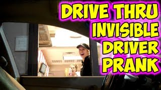 Download Drive Thru Invisible Driver Prank Video
