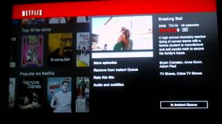 Download Netflix on the Vizio C0-Star Video