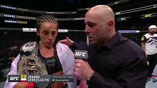 Download UFC 211: Joanna Jedrzejczyk and Jessica Andrade Octagon Interviews Video