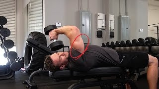 Download Build Bigger Arms - 2 Tricep Exercises Using Time-Under-Tension Video