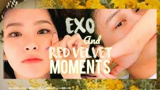 Download EXO AND RED VELVET MOMENTS Video
