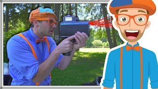 Download Who Stole My Lunch? Blippi Children's Problem Solving Video Video