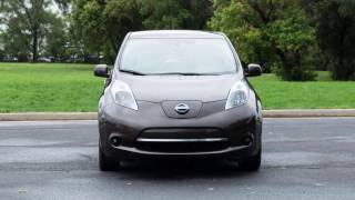 Download 2017 Nissan LEAF - Electric Vehicle Overview Video