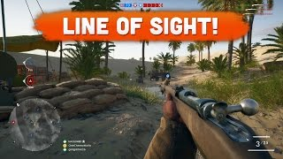 Download LINE OF SIGHT! - Battlefield 1 | Road to Max Rank #29 (Multiplayer Gameplay) Video