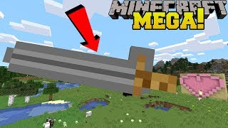 Download Minecraft: MEGA WEAPONS!!! (LARGEST SWORD IN MINECRAFT!) Video