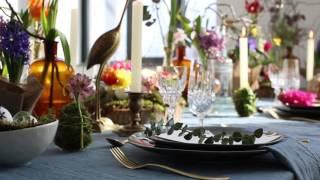 Download Ostern: Schmückt euren Ostertisch mit Blumen und Pflanzen Video