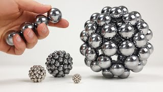 Download Playing with Big Magnet Balls | Magnetic Games Video