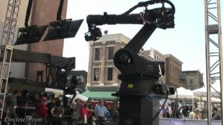 Download Bot & Dolly's Iris, World's most advanced Robotic motion control camera system Video