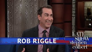 Download Rob Riggle Plays His Old Military Boss In A New Movie Video