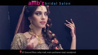Download amb'z Bridal Salon | Commercial | valeedanjumFilms | Video