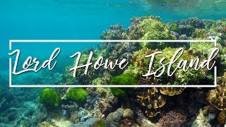 Download LORD HOWE ISLAND TRAVEL VLOG | HIKING AND SNORKELLING IN AUSTRALIA'S PARADISE (FULL HD) Video