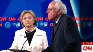 Download BERNIE SANDERS vs HILLARY CLINTON RUMBLE IN BROOKLYN! (FULL DEBATE) Video