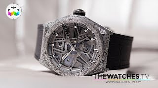 Download Major Breakthrough in Watchmaking with the Zenith Defy Lab Video