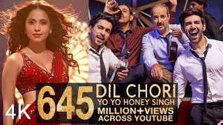 Download Yo Yo Honey Singh: DIL CHORI (Video) Simar Kaur, Ishers | Hans Raj Hans | Sonu Ke Titu Ki Sweety Video