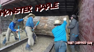 Download AMISH SAWMILL!!!! Video