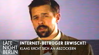 Download Internet-Betrüger erwischt! Klaas rächt sich an Computer-Abzockern | Late Night Berlin | ProSieben Video