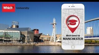 Download Study in Manchester | Which? University Video