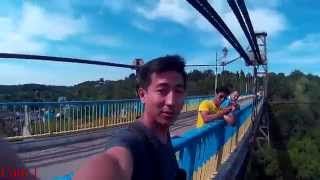 Download Bridge Jumping (القفز من الجسر) Video