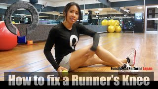 Download How to Fix a Runner's Knee (IT Band Release) Video