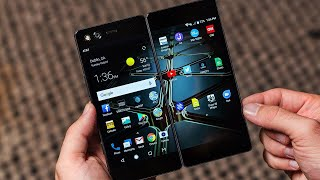Download ZTE Axon M dual-screen phone first look Video