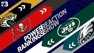 Download NFL Power Rankings Reaction Show: One Team Moves Up 12 Spots! | Week 3 | NFL Network Video