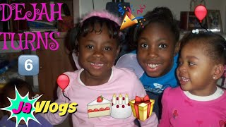 Download OLD VIDEO: 2010 HAPPY 6TH BIRTHDAY DEJAH Video