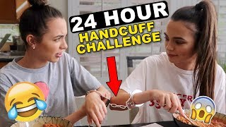 Download 24 HOUR HANDCUFF CHALLENGE - Merrell Twins Video