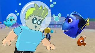 Download Roblox / Finding Dory Tycoon / Under Water Adventure / Gamer Chad Plays Video
