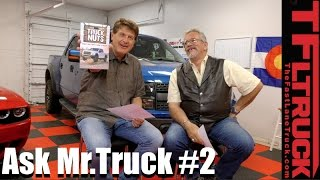 Download Ask MrTruck #2: Chevy vs. Ford, Aluminum vs. Steel and More Video