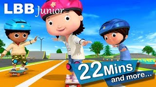 Download Skateboards Song | And Lots More Original Songs | From LBB Junior! Video