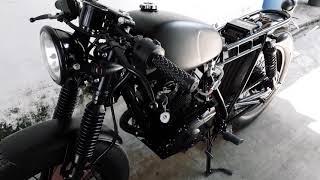 Download Thunder 125/GN 125/EN125/GZ125 Custom, Bratcafe. #1 Video