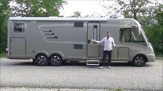 Download Hymer Wohnmobil B778 PremiumLine im Test / Review /Fahr- und Wohnbericht Video
