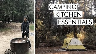 Download My Kitchen Essentials for Camping | Alli Cherry Video