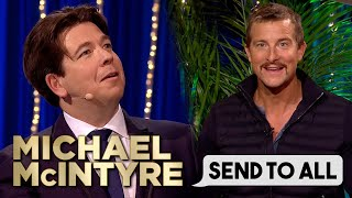 Download Naked Parachuting Bear Grylls?! | Send To All | Michael McIntyre's Big Show Video