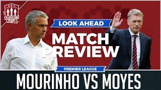 Download Manchester United vs Sunderland | MOURINHO VS MOYES DEBATE! Video