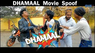 Download Dhamaal Movie Spoof | 10 Crore Baby Scene with Sanjay Dutt | OYE TV Video